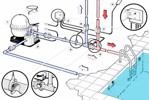 Solarabsorber schwimmbad poolheizung solar for Gunstige pools mit pumpe