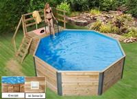 Schwimmbecken pool schwimmbecken schwimmbad selber bauen for Aufstellpool aus holz